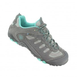 Penrith Low WP Womens Steelgrey Aqua Hi Tec Boots Ireland